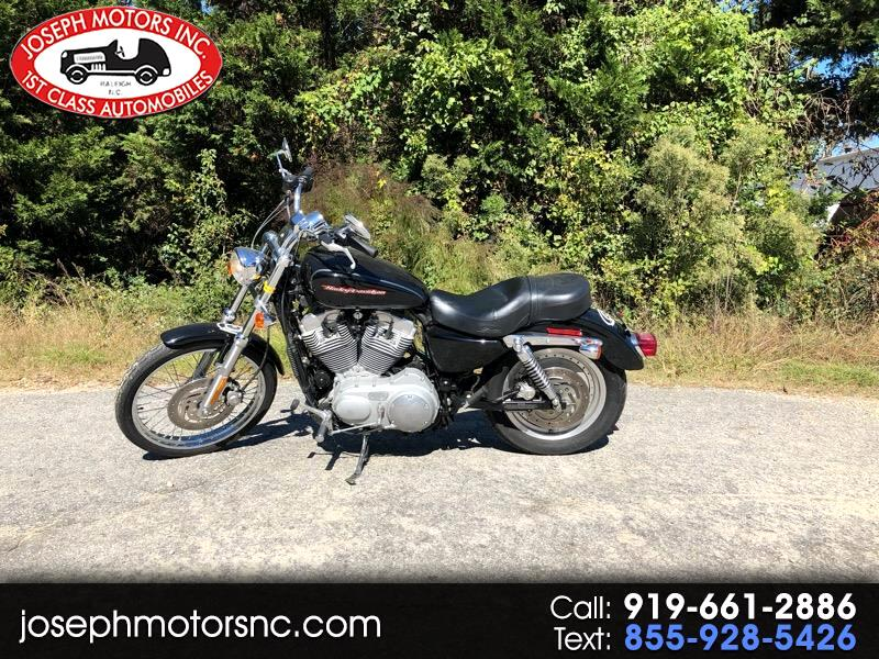 Harley-Davidson XL 883C  2004