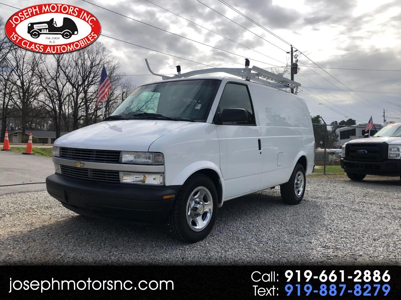 Chevrolet Astro Cargo Van 2WD 2003