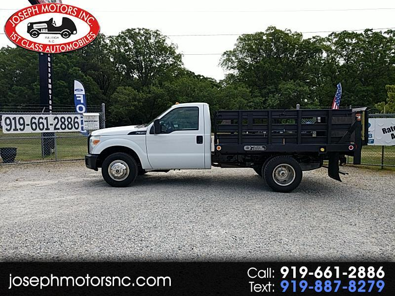 2011 Ford F-350 SD XL Reg. Cab 2WD DRW