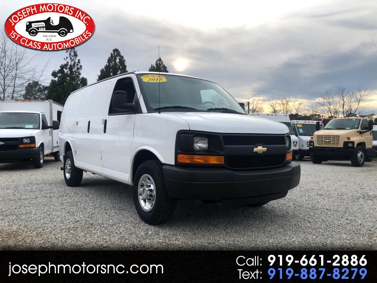 Chevrolet Express Cargo 2500 Cargo 2015