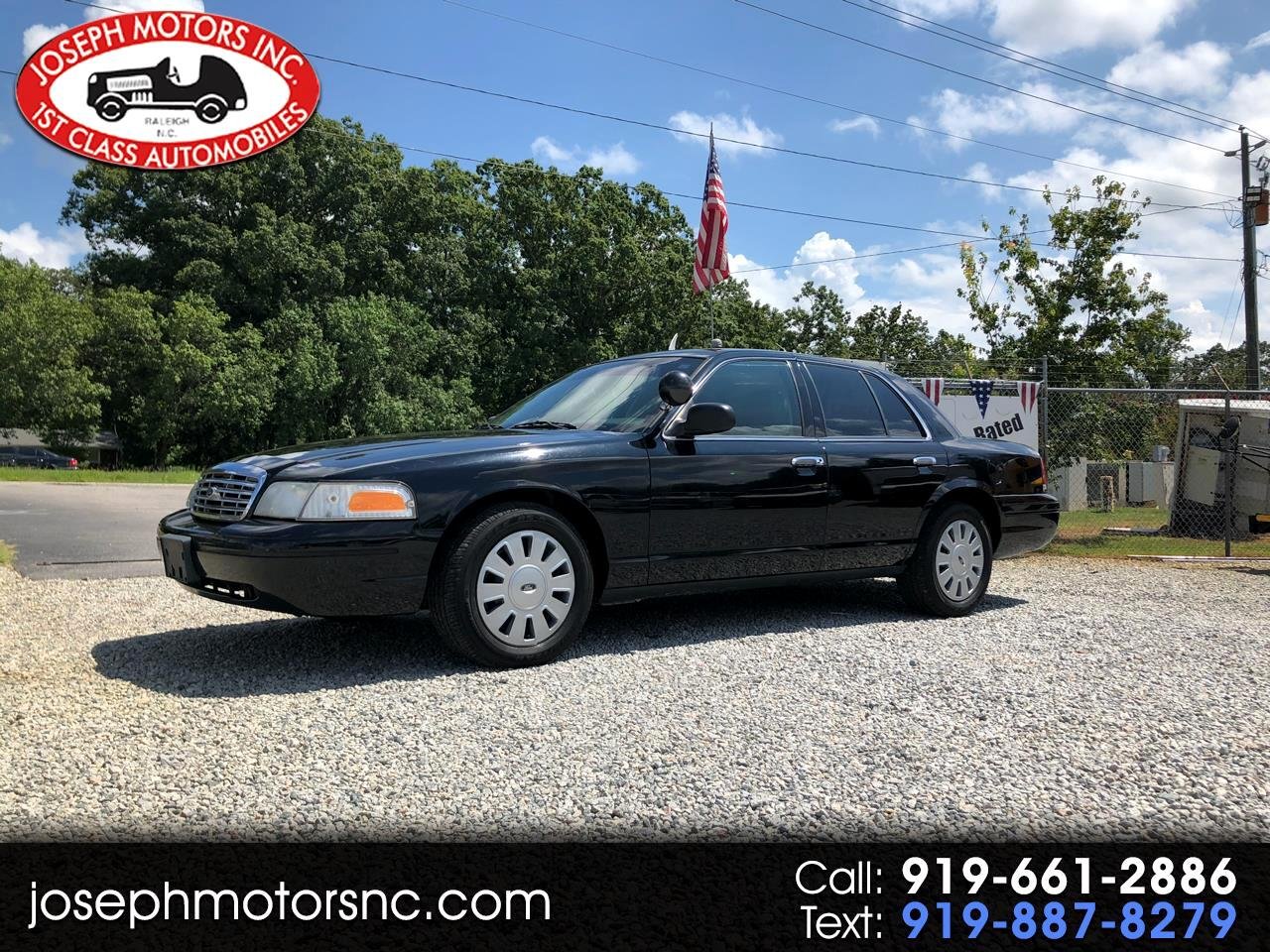 Ford Crown Victoria Police Pkg  2010