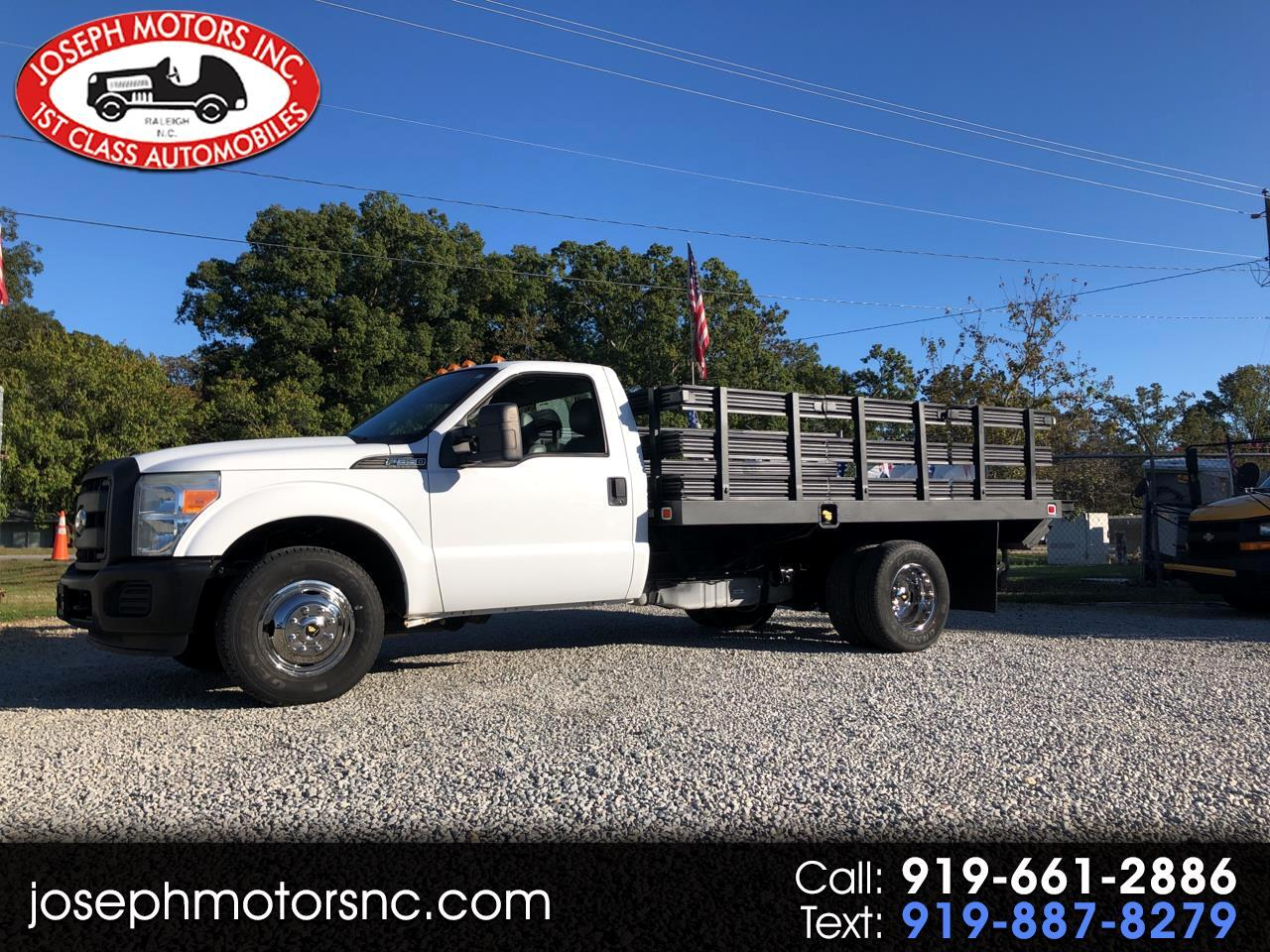 Ford F-350 SD XL DRW 2WD 2011