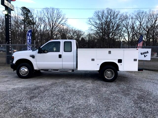 2009 Ford F-350 SD XL SuperCab 4WD DRW