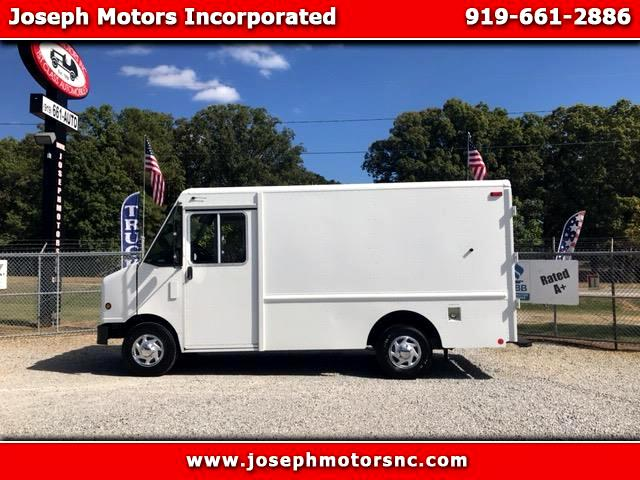 2009 Ford Econoline Commercial Chassis