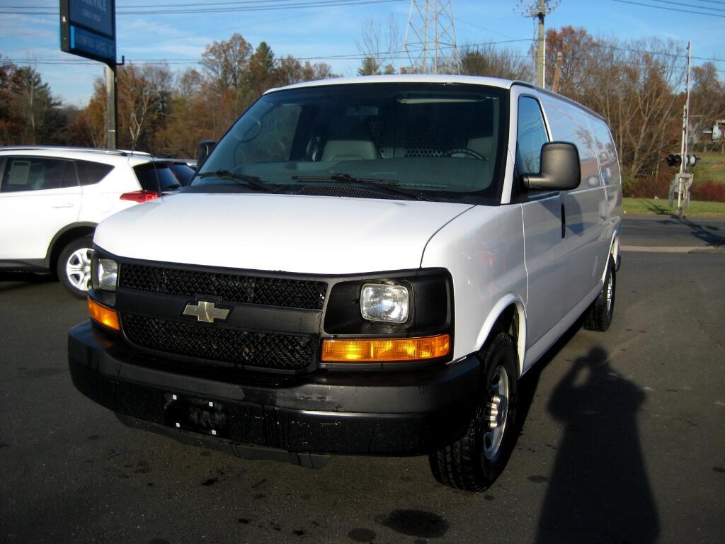2012 Chevrolet Express 3500 Cargo Extended