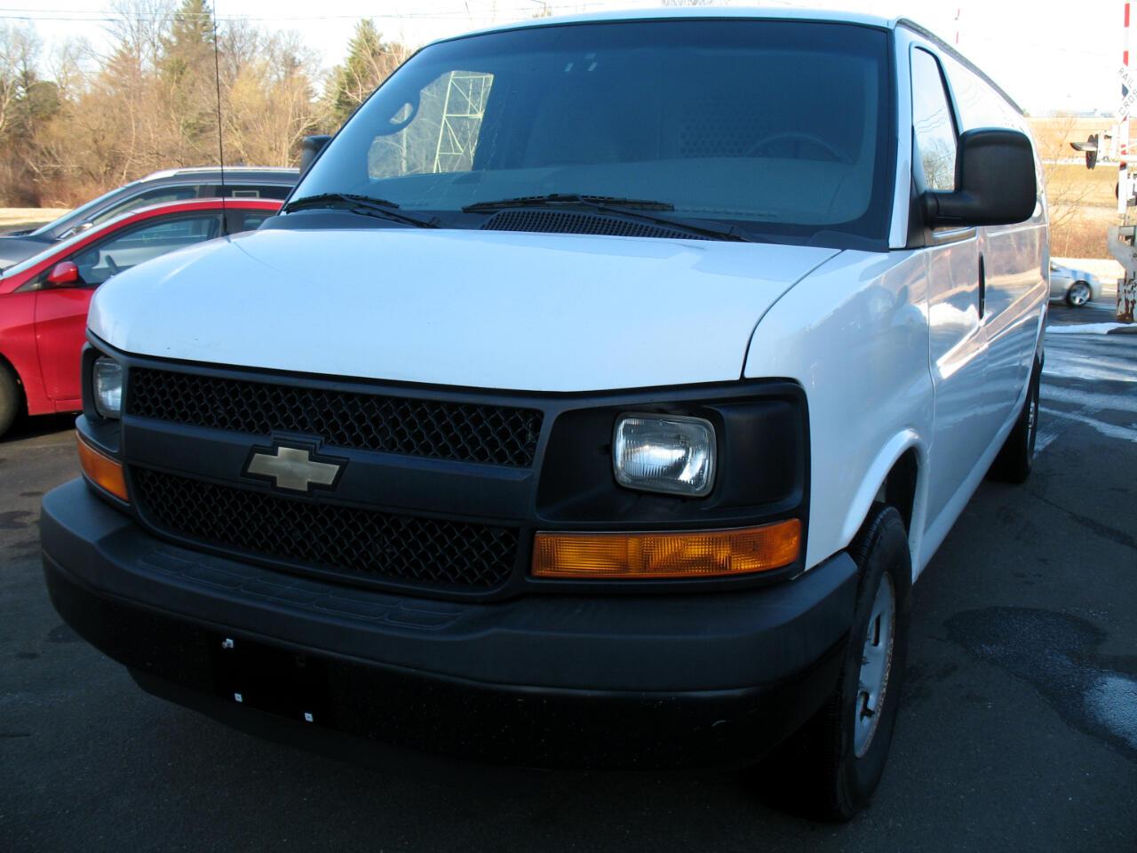 2013 Chevrolet Express Cargo Van RWD 3500 155