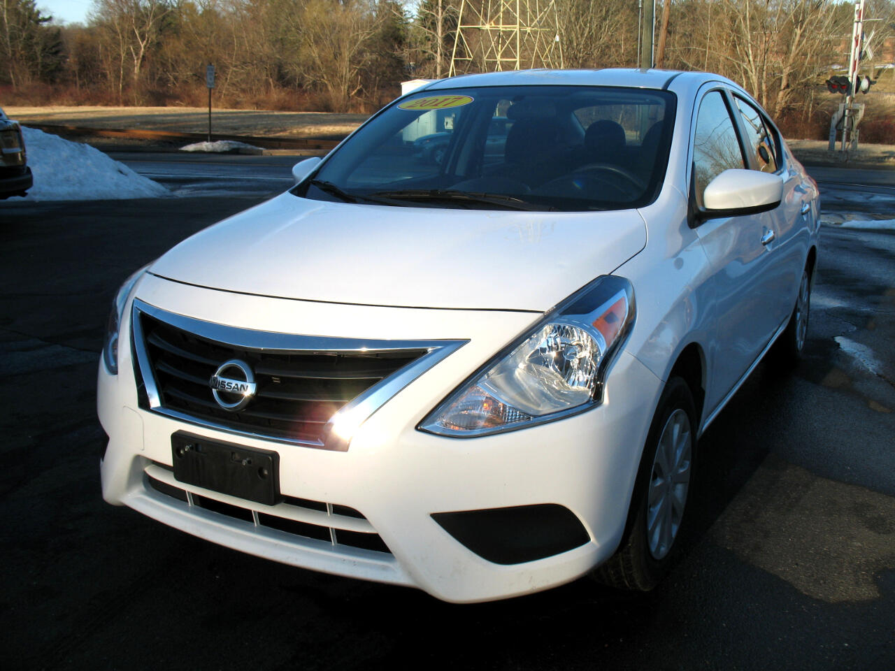 2017 Nissan Versa Sedan SV CVT