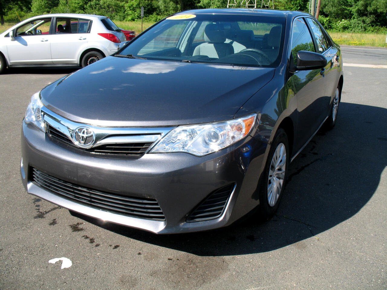 2014 Toyota Camry 4dr Sdn I4 Auto LE (Natl)