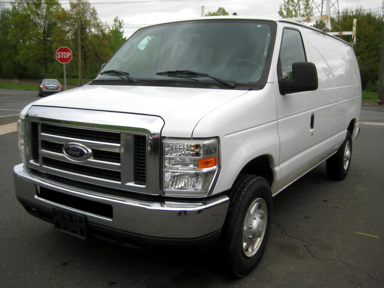 2009 Ford Econoline Cargo Van E-250 Commercial