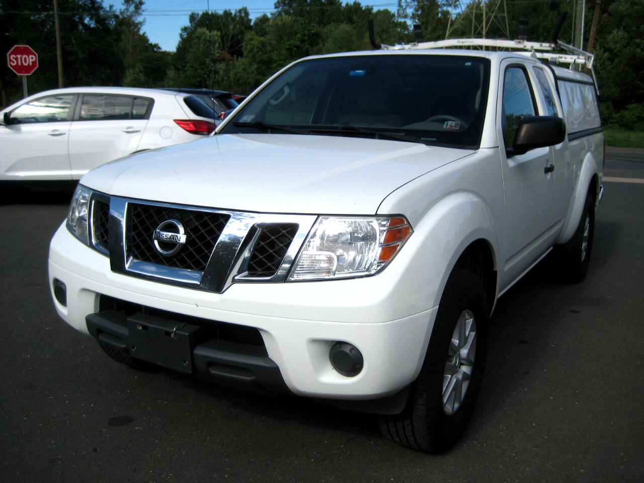 2015 Nissan Frontier 4WD King Cab Auto SV