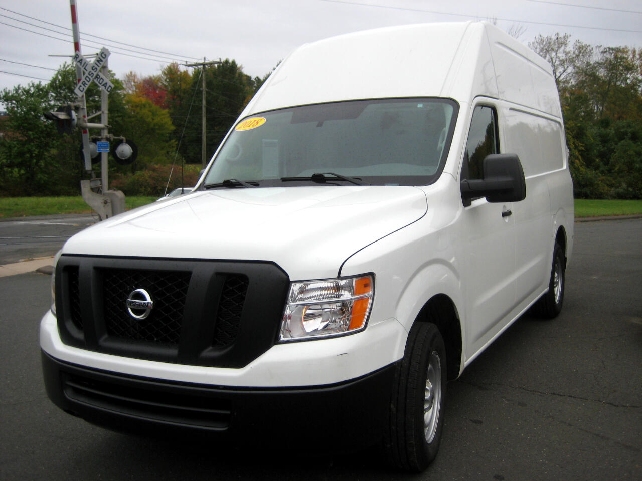 2018 Nissan NV Cargo NV2500 HD High Roof V6 S