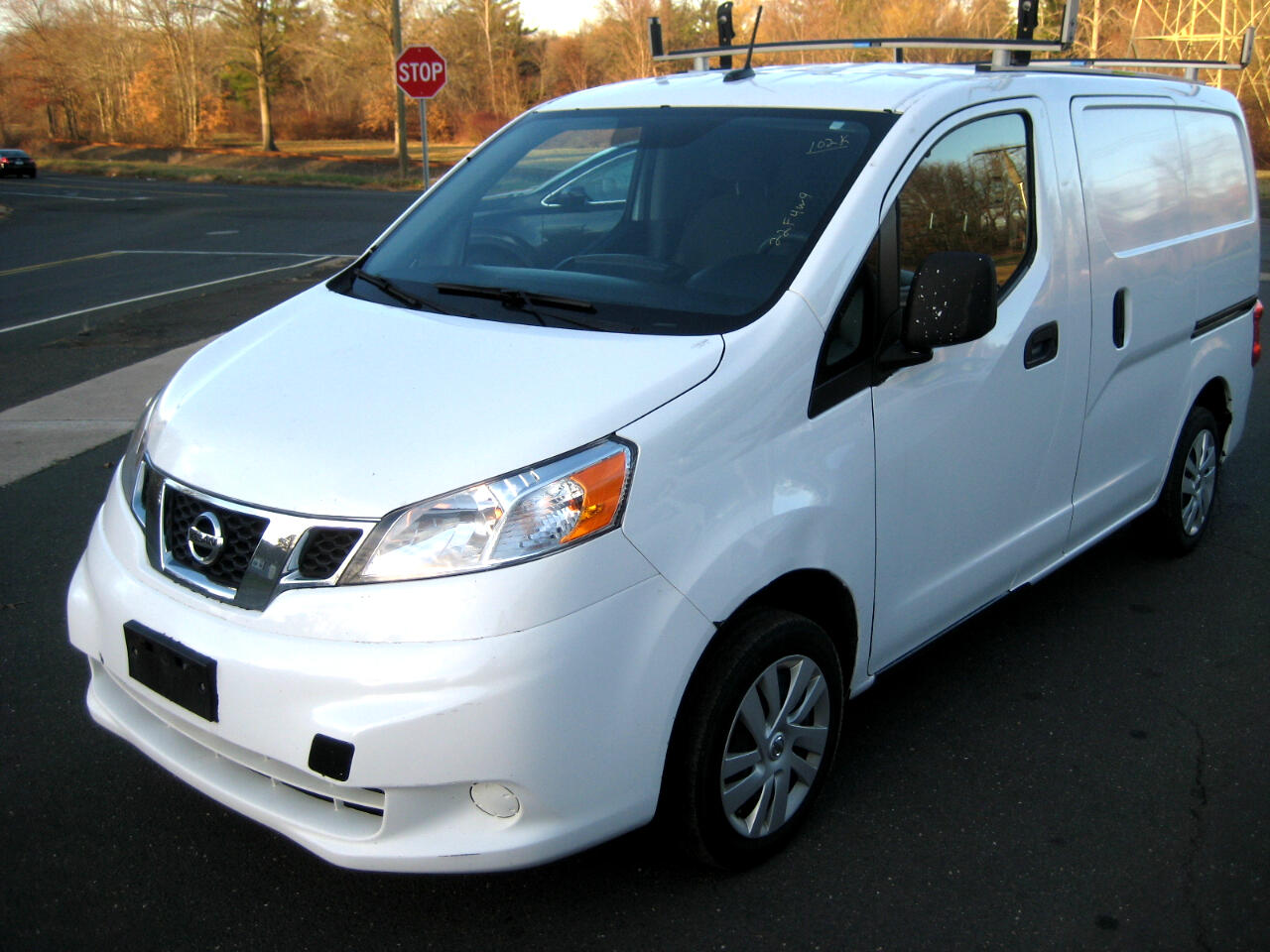 Nissan NV200 Compact Cargo I4 SV 2017