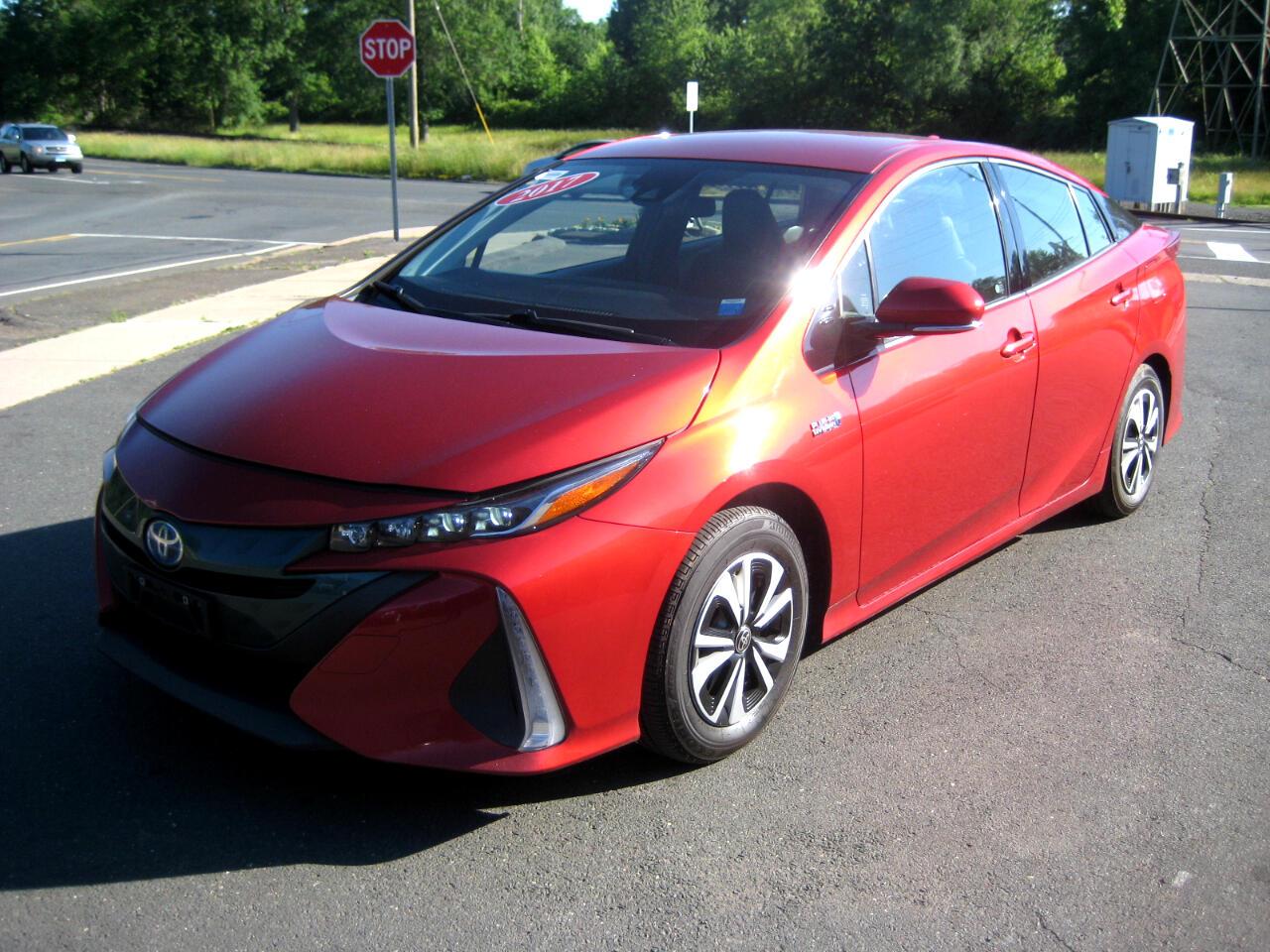 Toyota Prius Prime Advanced (Natl) 2017