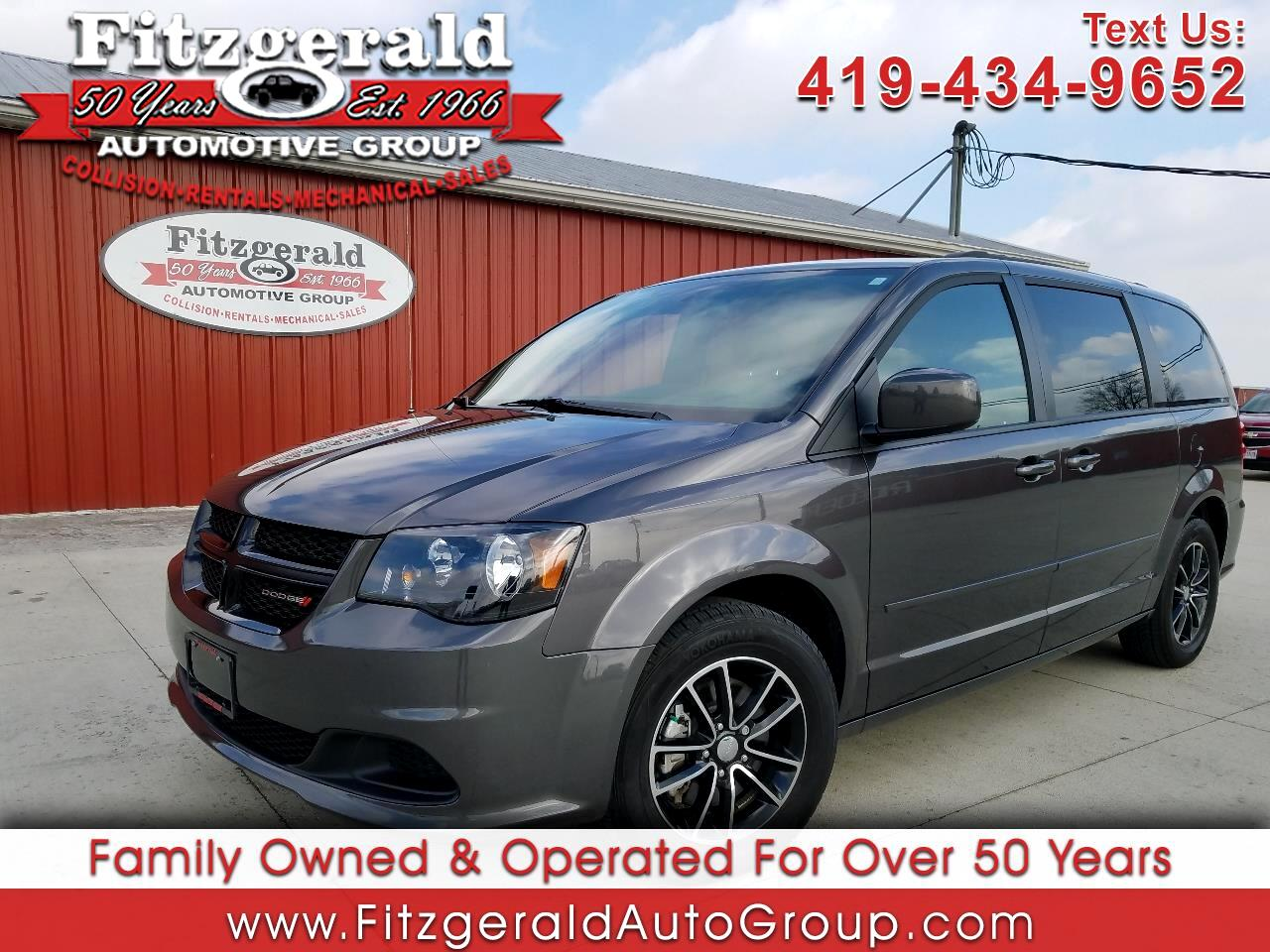 2017 Dodge Grand Caravan SE Plus Wagon