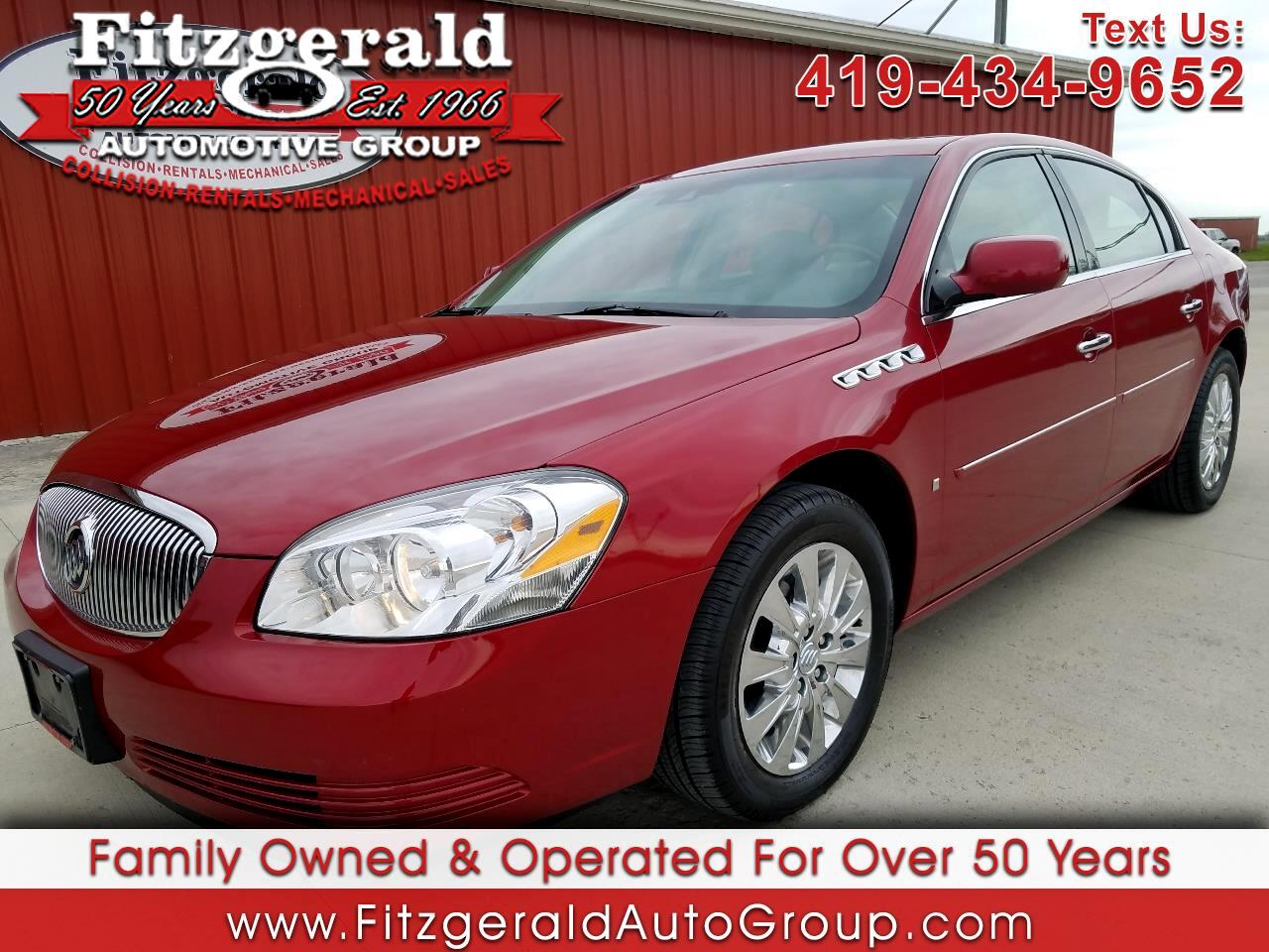 2008 Buick Lucerne 4dr Sdn V8 CXL Special Edition