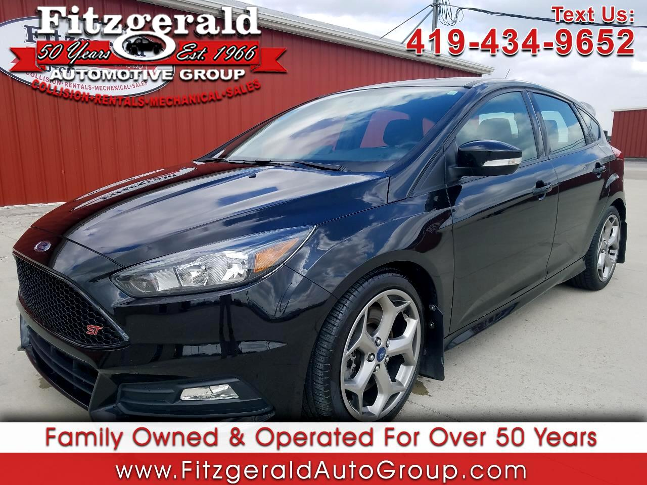 Ford Focus 5dr HB ST 2015