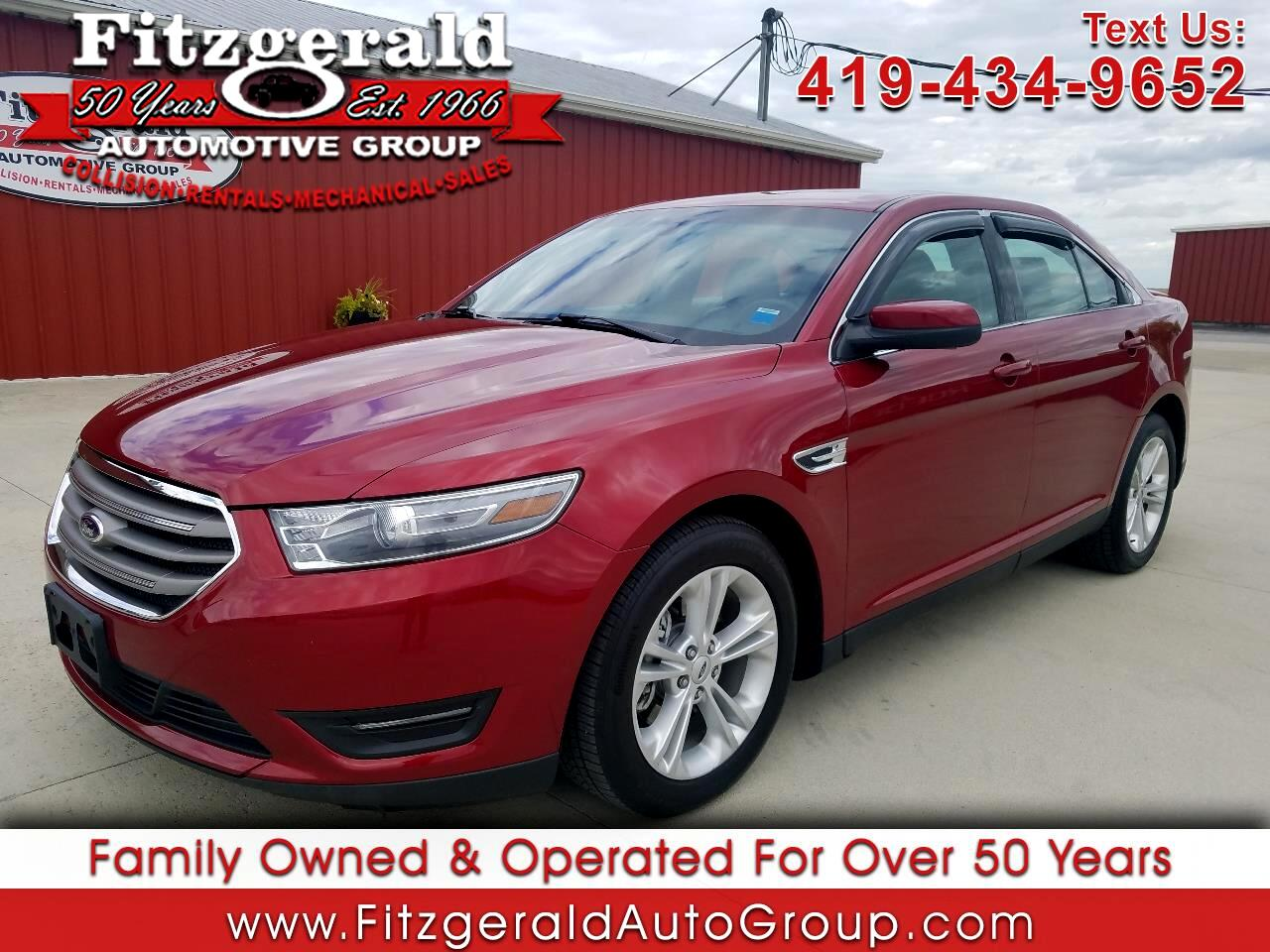 Ford Taurus 4dr Sdn SEL FWD 2014
