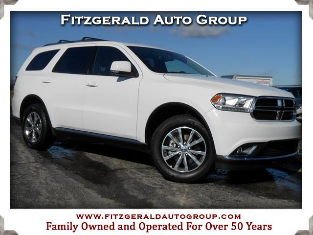 2016 Dodge Durango Limited AWD