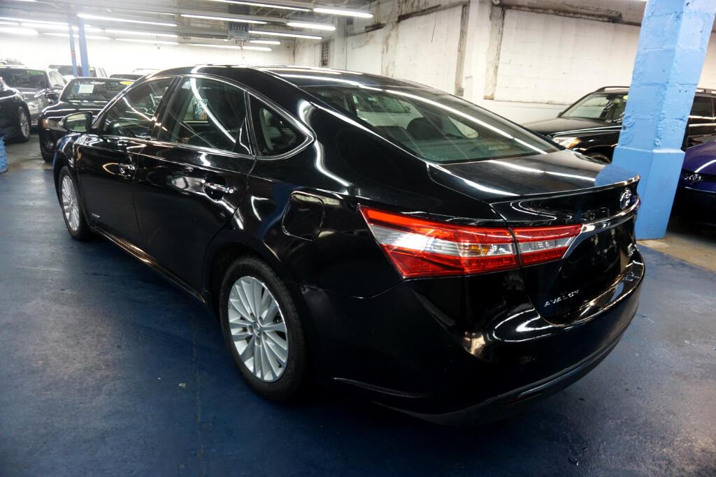 2014 Toyota Avalon Hybrid XLE Premium