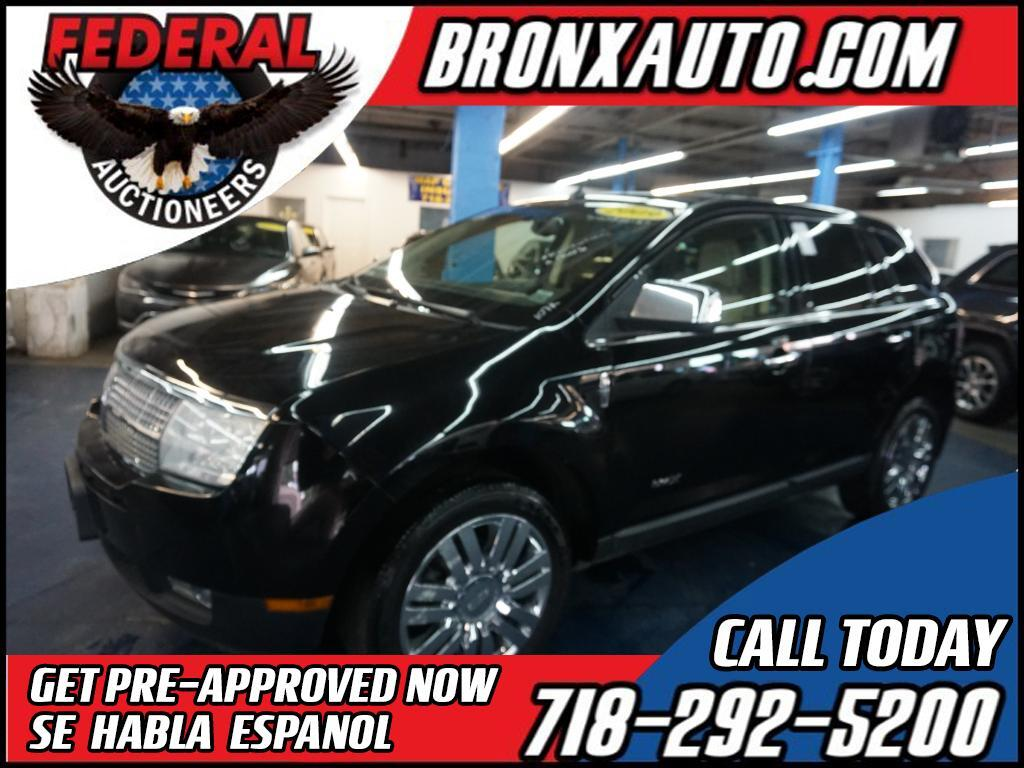 2009 Lincoln MKX AWD 4dr