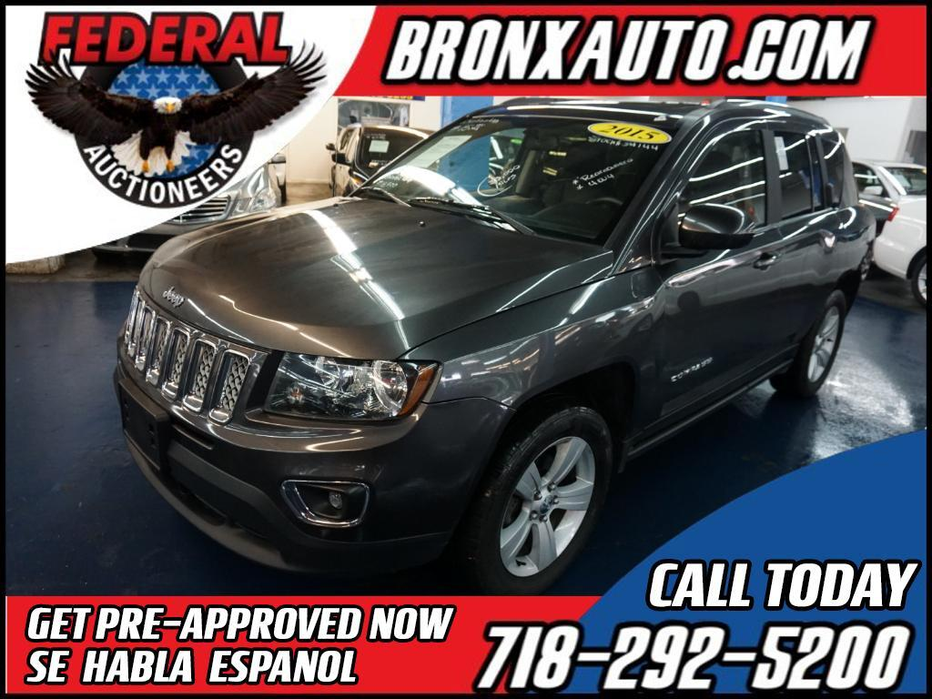 2015 Jeep Compass 4WD 4dr High Altitude Edition