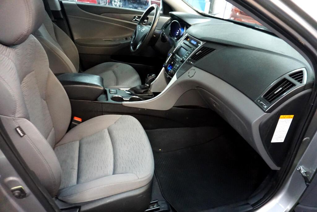 2014 Hyundai Sonata Hybrid 4dr Sdn