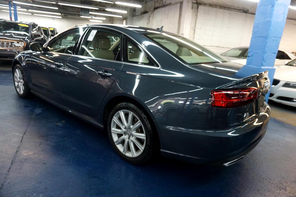 2016 Audi A6 4dr Sdn quattro 2.0T Premium Plus