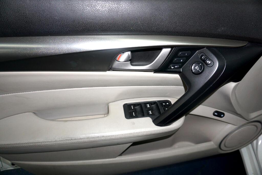 2009 Acura TL 4dr Sdn 2WD Tech