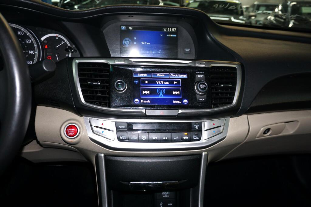 2014 Honda Accord Sedan 4dr V6 Auto EX-L