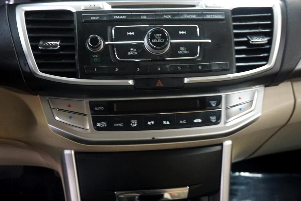 2015 Honda Accord Sedan 4dr I4 CVT LX