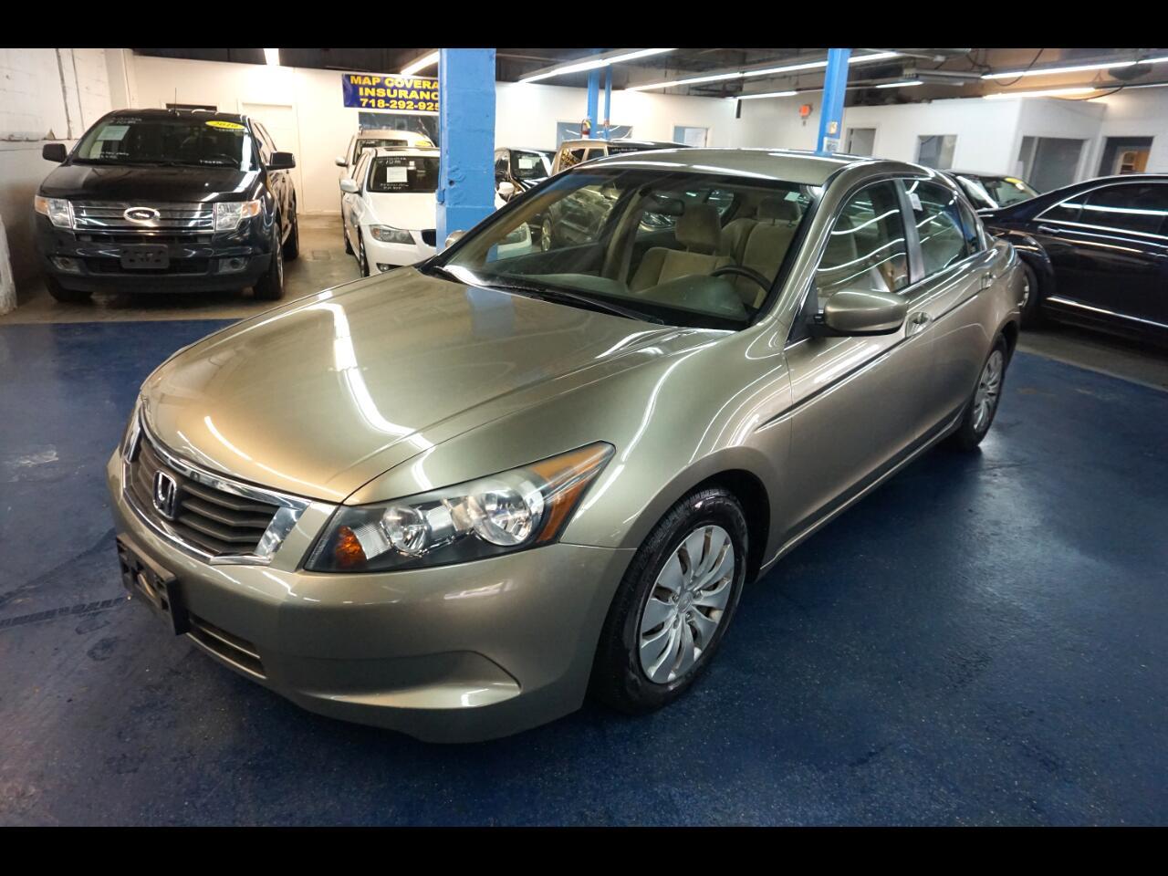 2010 Honda Accord Sdn 4dr I4 Auto LX