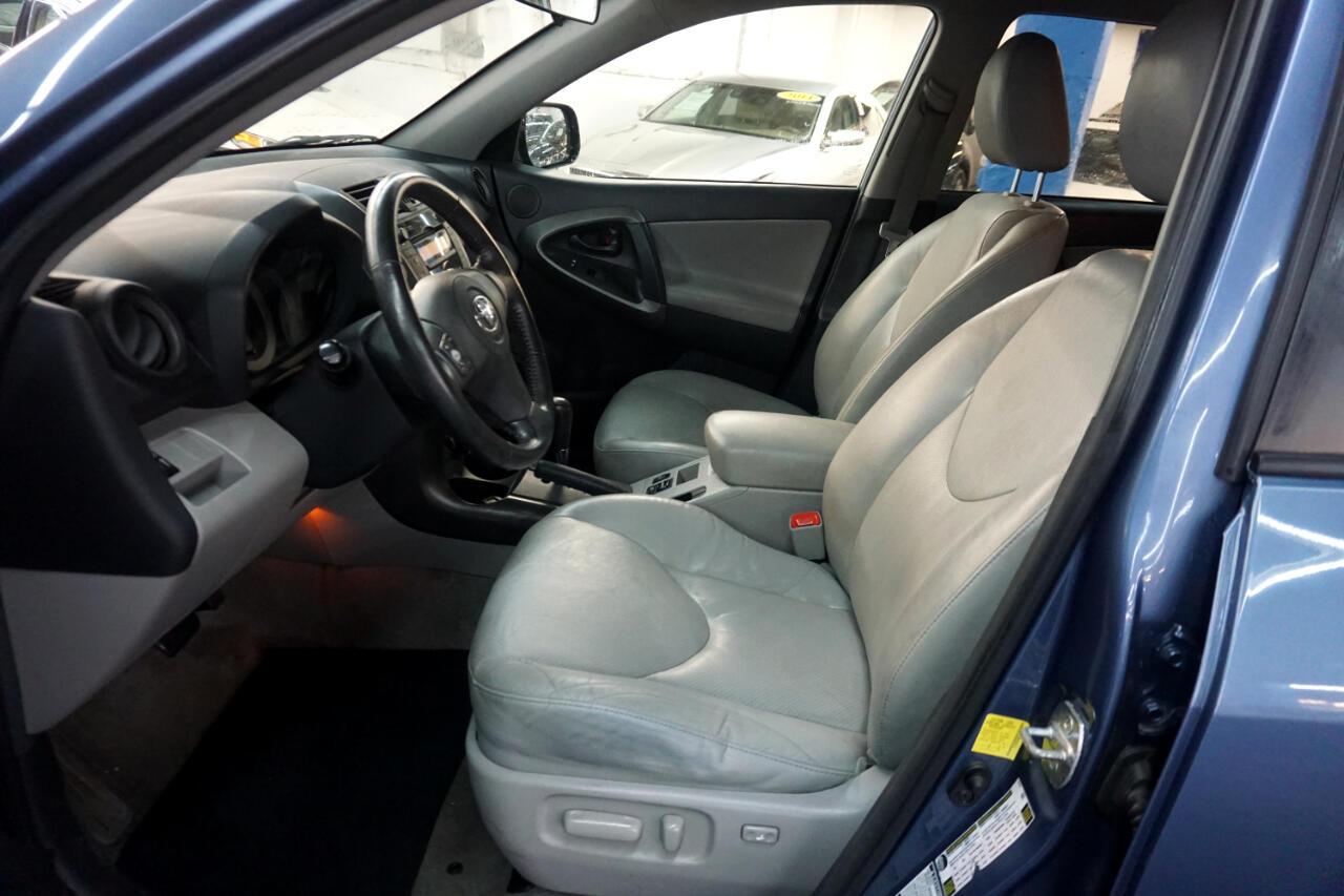 2011 Toyota RAV4 4WD 4dr 4-cyl 4-Spd AT Ltd (Natl)