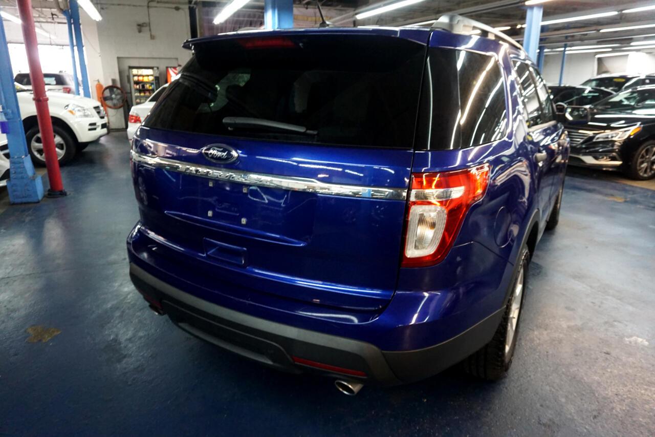2014 Ford Explorer FWD 4dr Base
