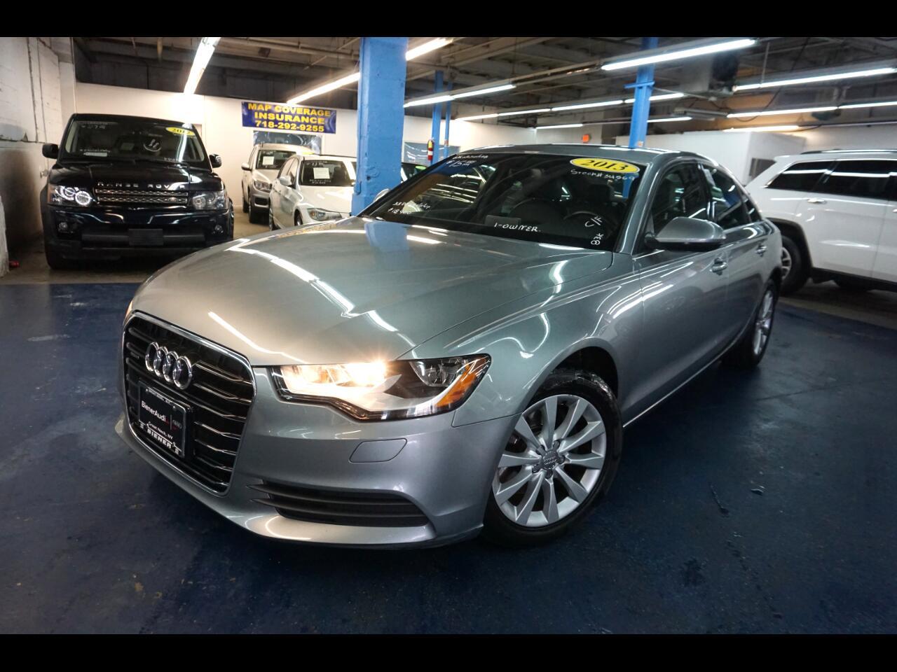 2013 Audi A6 4dr Sdn quattro 2.0T Premium