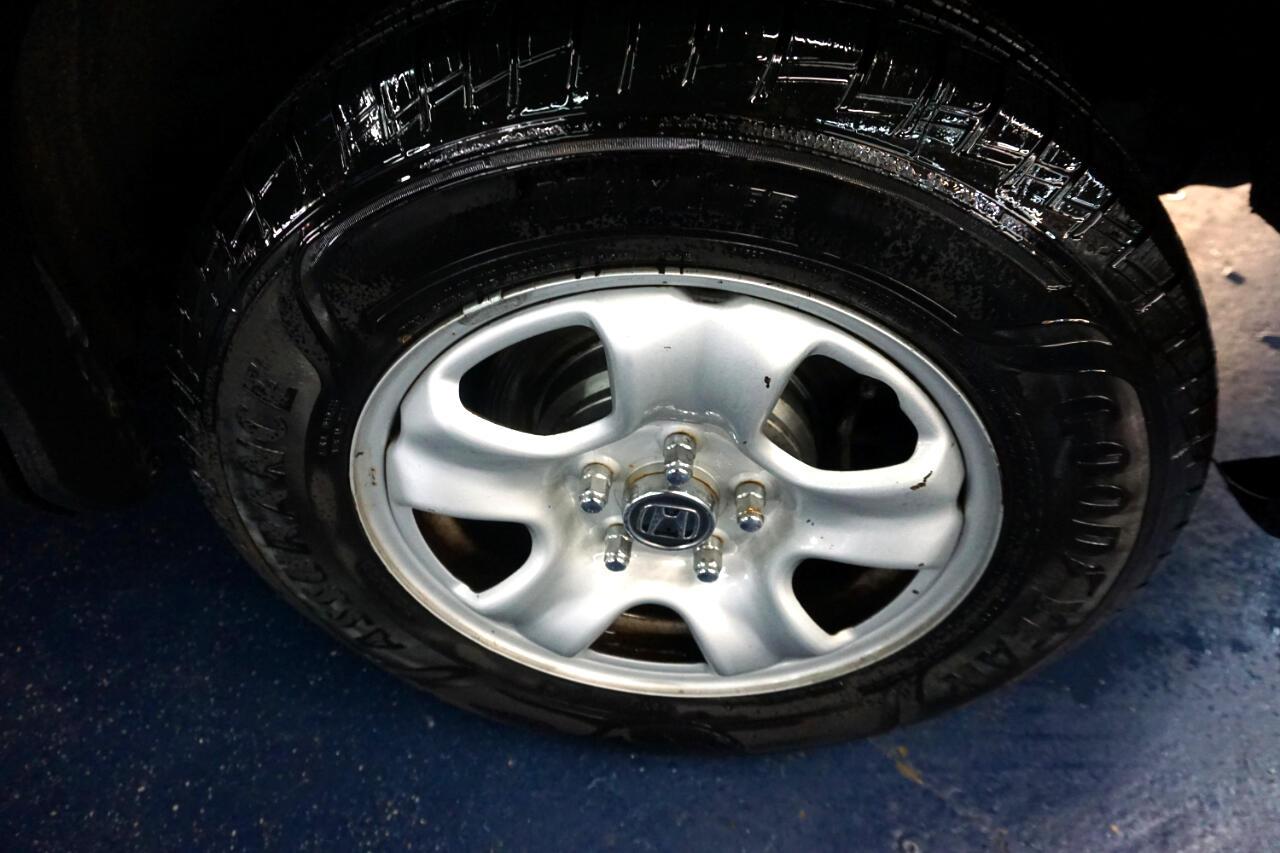 2012 Honda CR-V 4WD 5dr LX