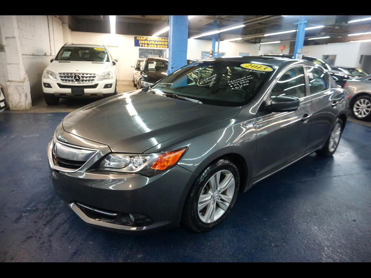 2013 Acura ILX 4dr Sdn 1.5L Hybrid Tech Pkg