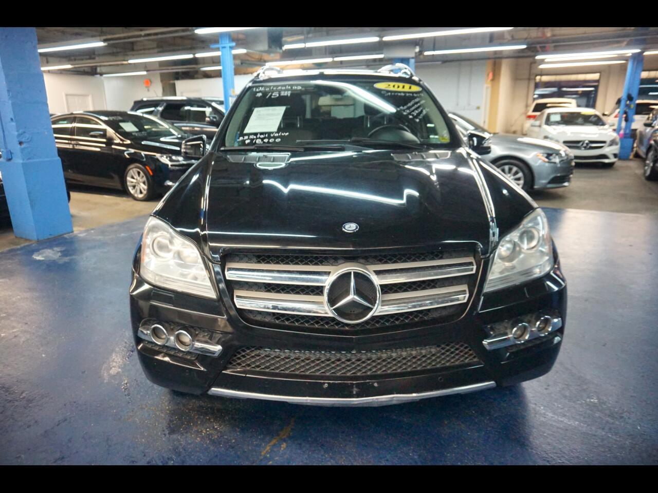 2011 Mercedes-Benz GL-Class 4MATIC 4dr GL 450