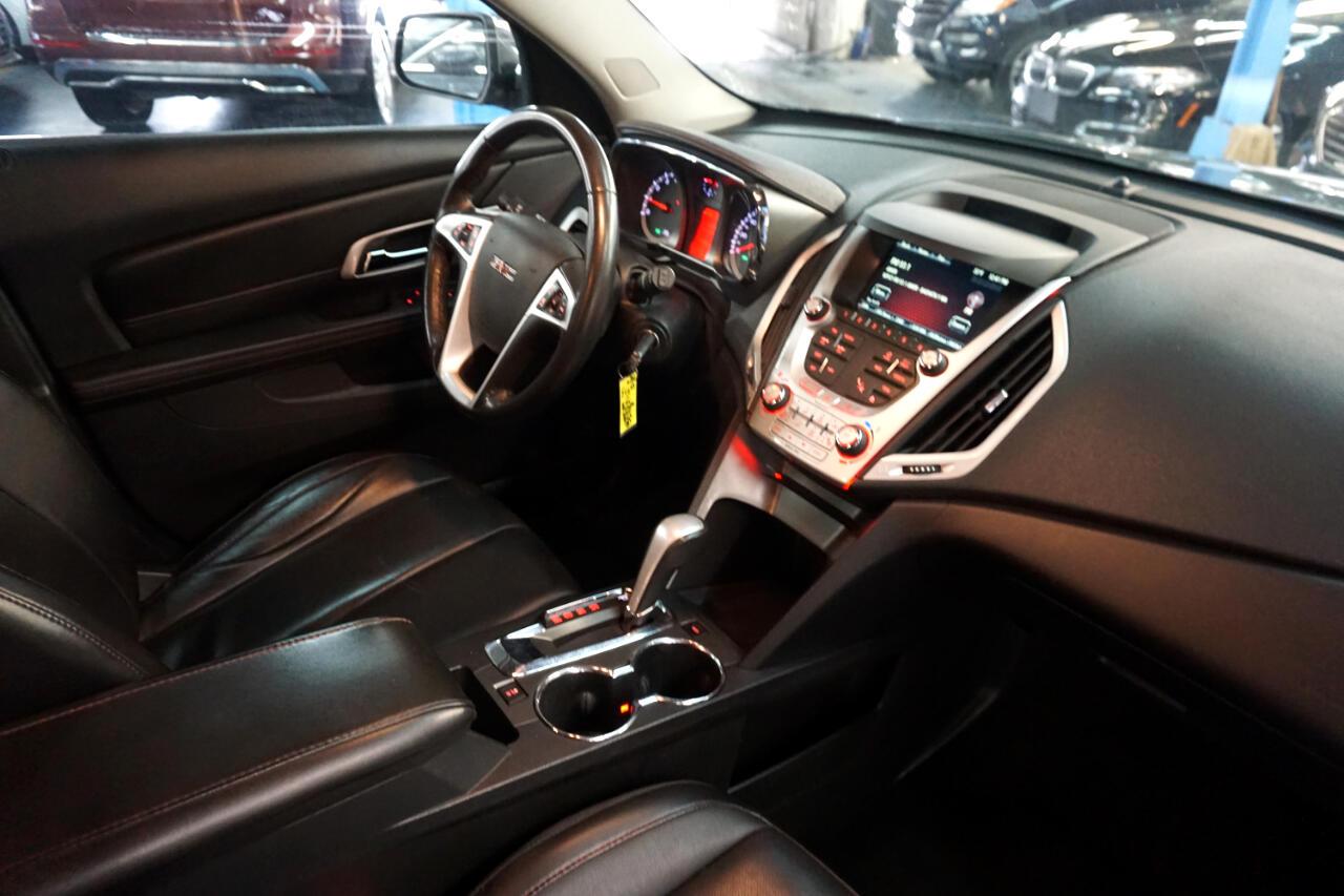 2015 GMC Terrain FWD 4dr SLT w/SLT-1