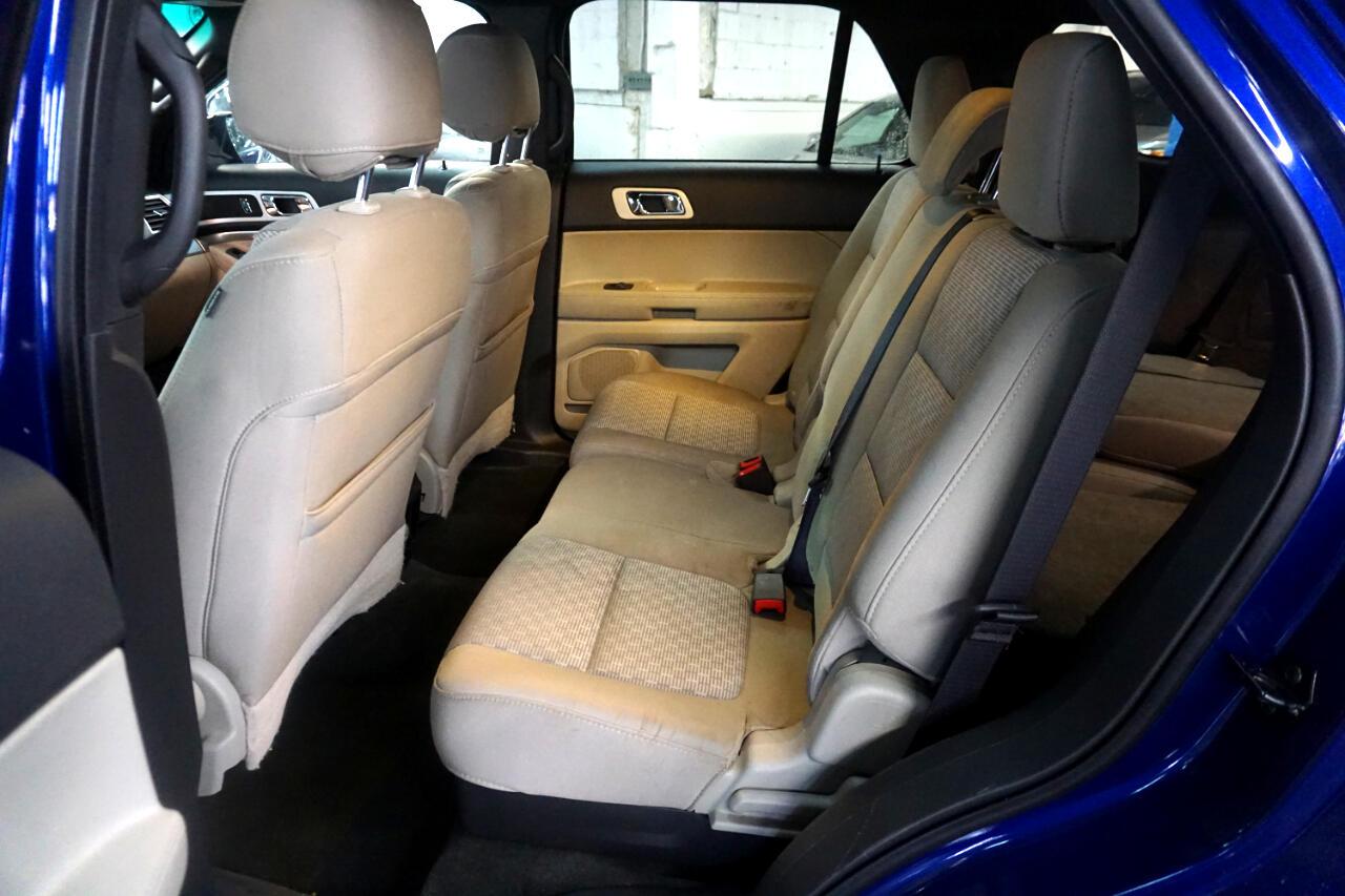 2014 Ford Explorer FWD 4dr XLT