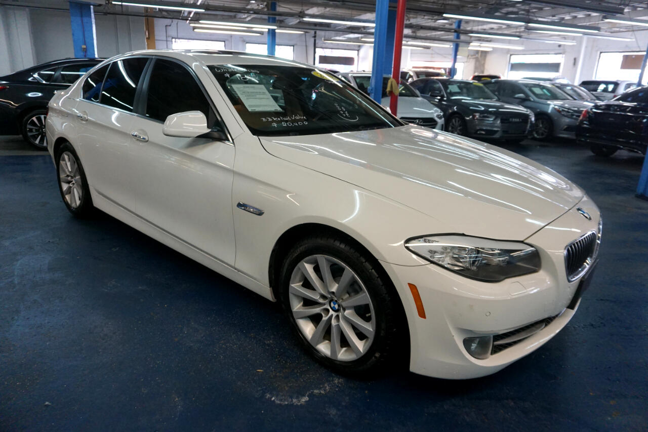 2013 BMW 5 Series 4dr Sdn 528i xDrive AWD