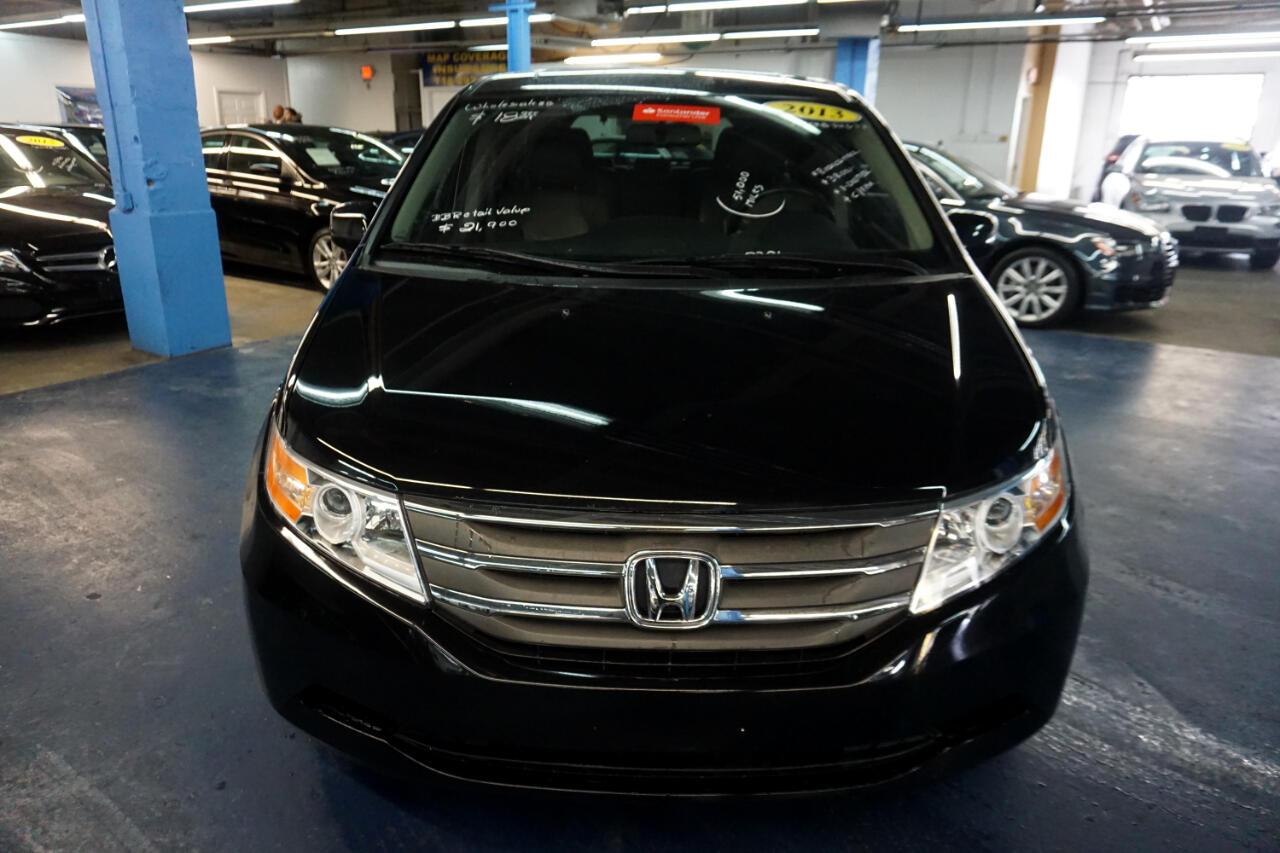 2013 Honda Odyssey 5dr EX-L