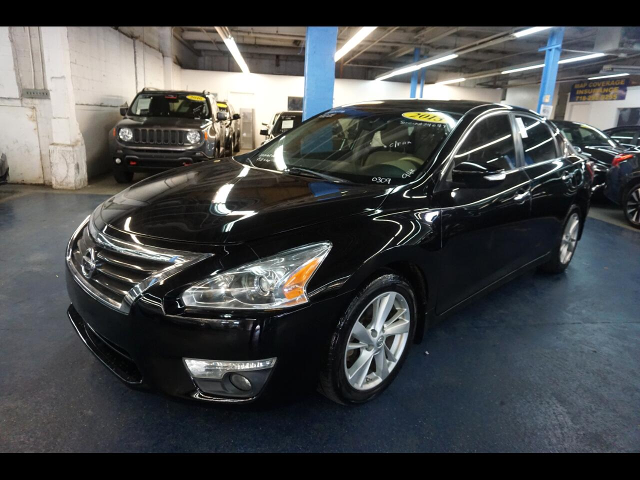 2013 Nissan Altima 4dr Sdn I4 2.5 SL *Ltd Avail*