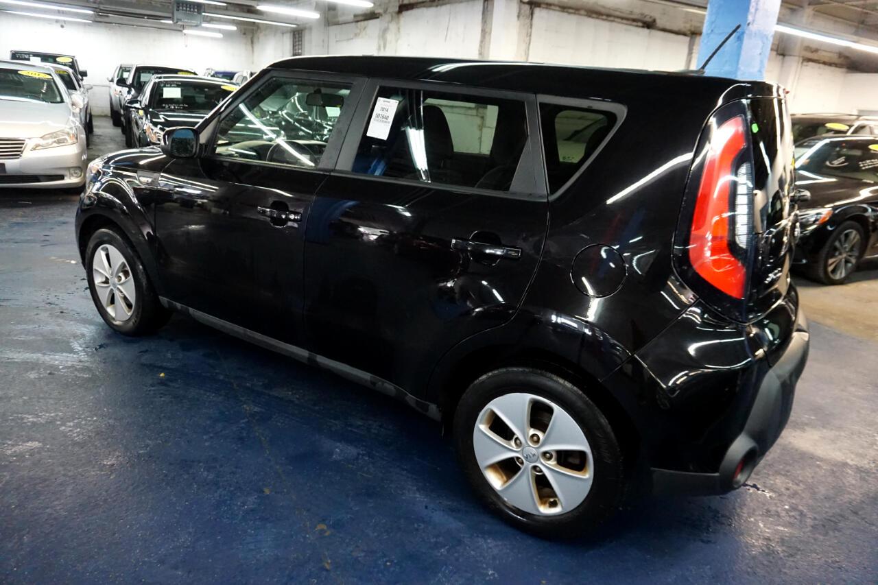 2014 Kia Soul 5dr Wgn Auto Base
