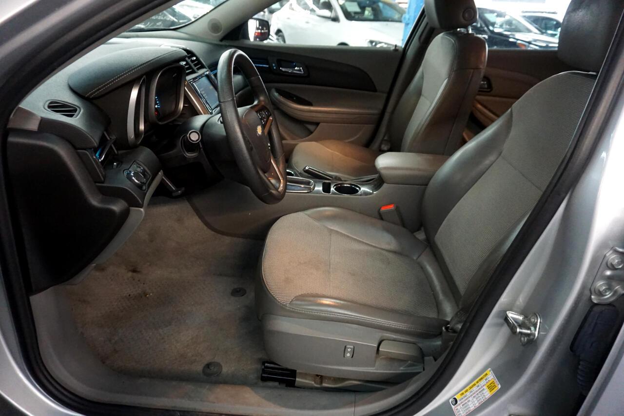 2016 Chevrolet Malibu Limited 4dr Sdn LT