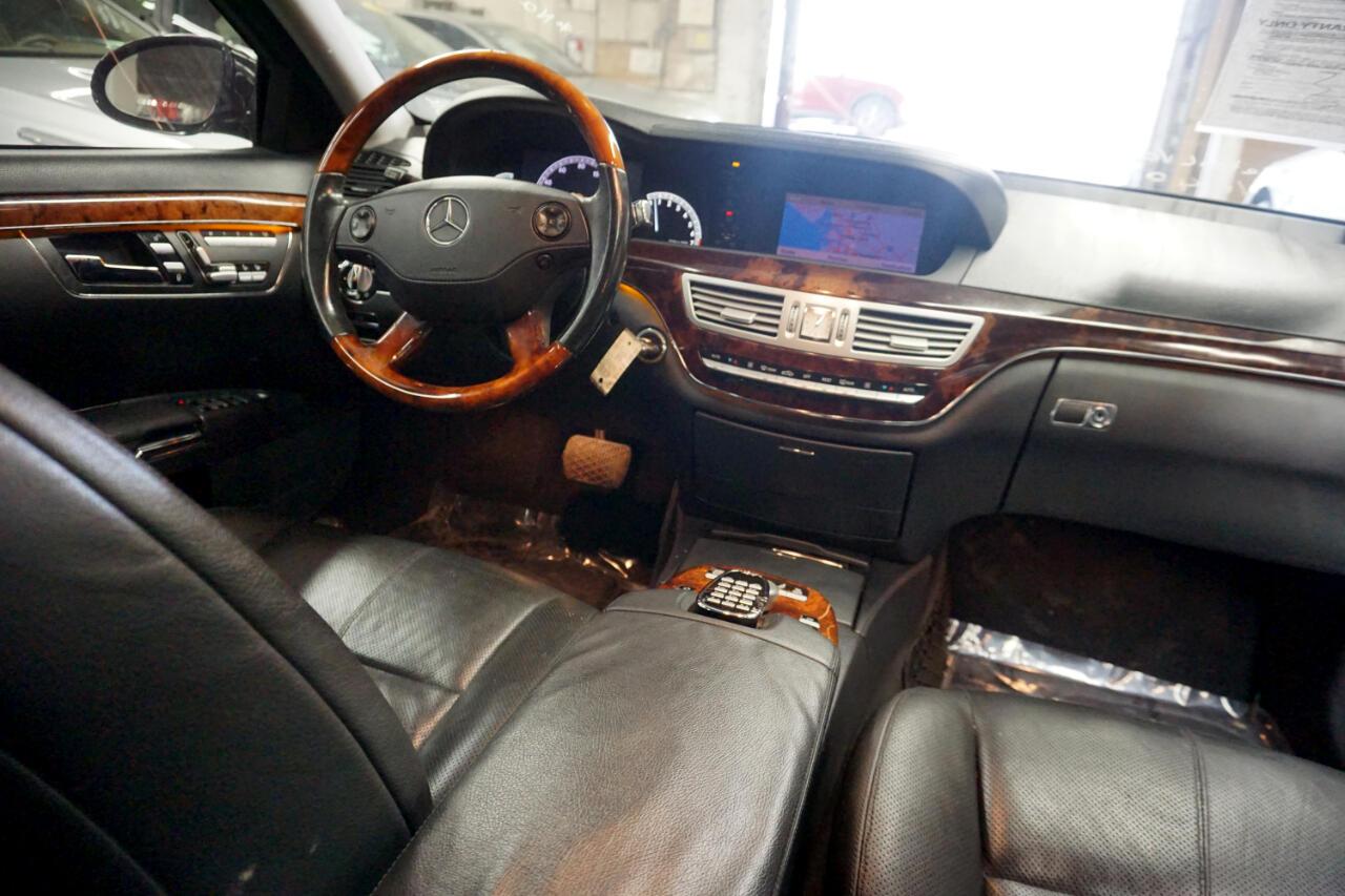 2008 Mercedes-Benz S-Class 4dr Sdn 5.5L V8 RWD