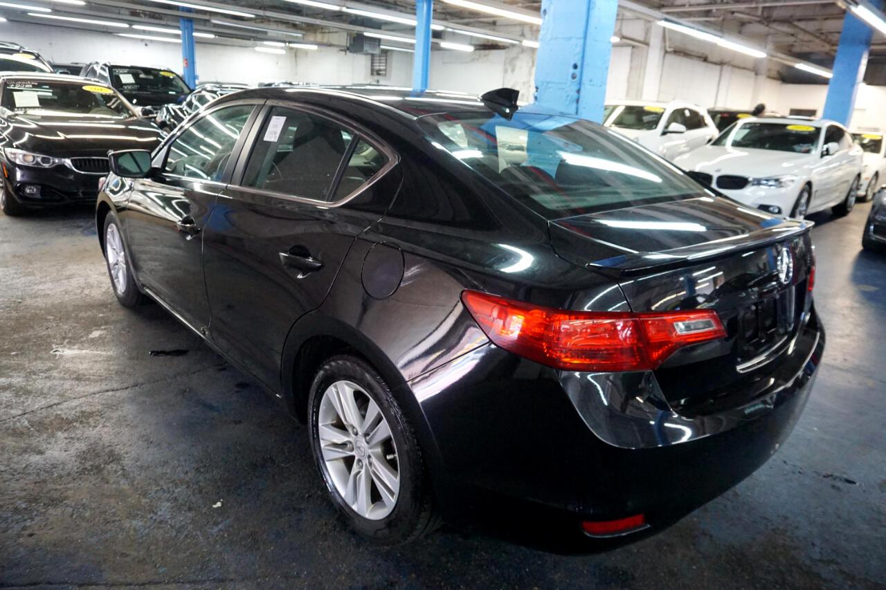 2013 Acura ILX 4dr Sdn 1.5L Hybrid