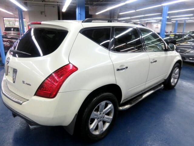 2007 Nissan Murano SL AWD