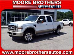 2008 Ford F-250 SD