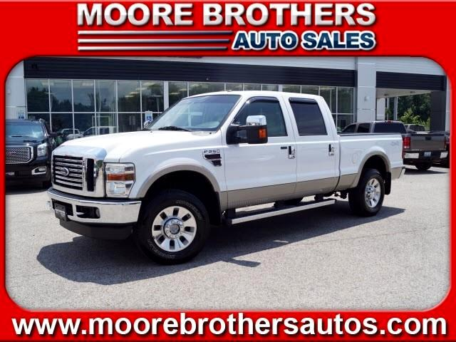 2009 Ford F-250 SD Lariat