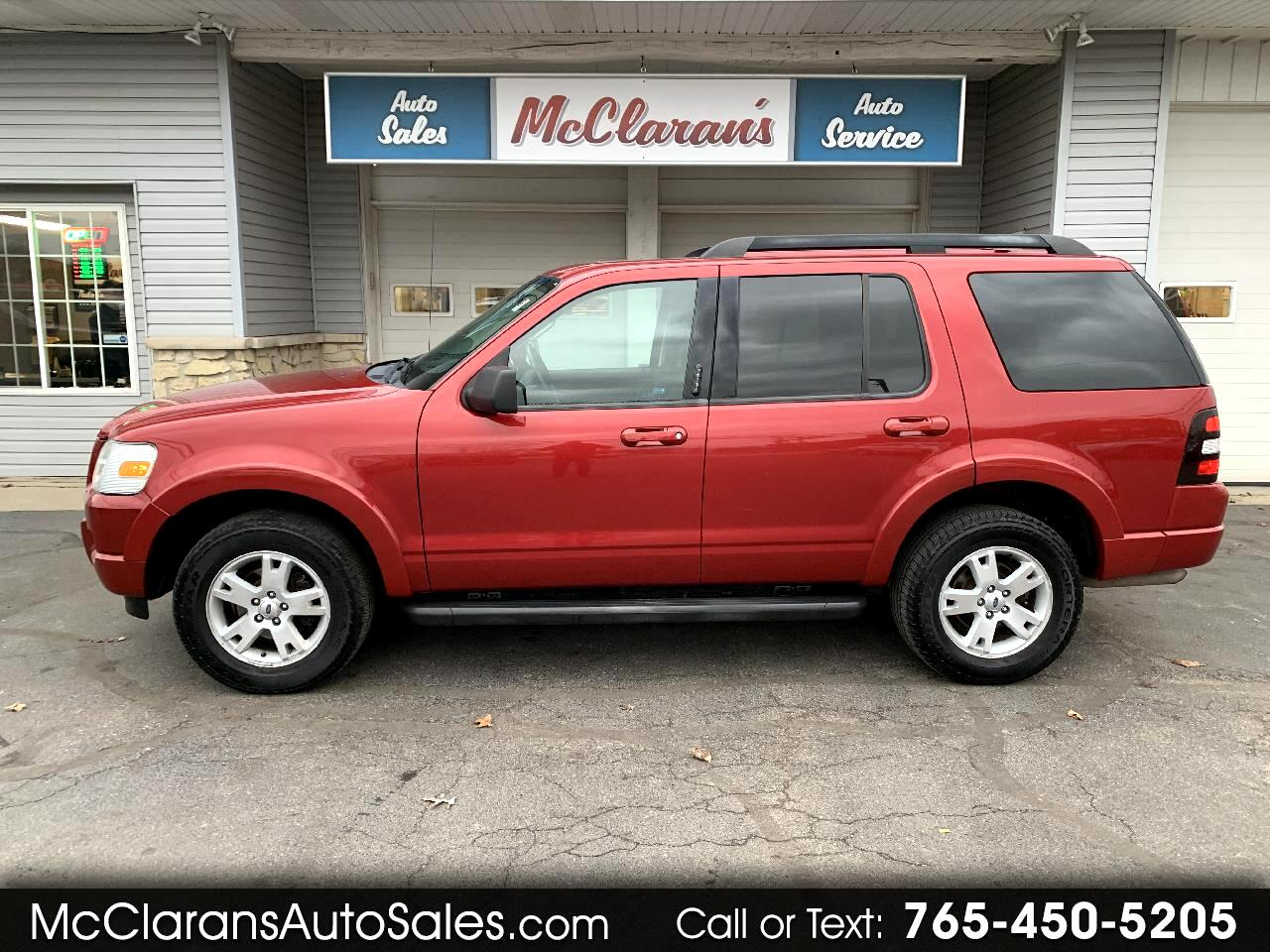 Ford Explorer XLT 4.0L 4WD 2010